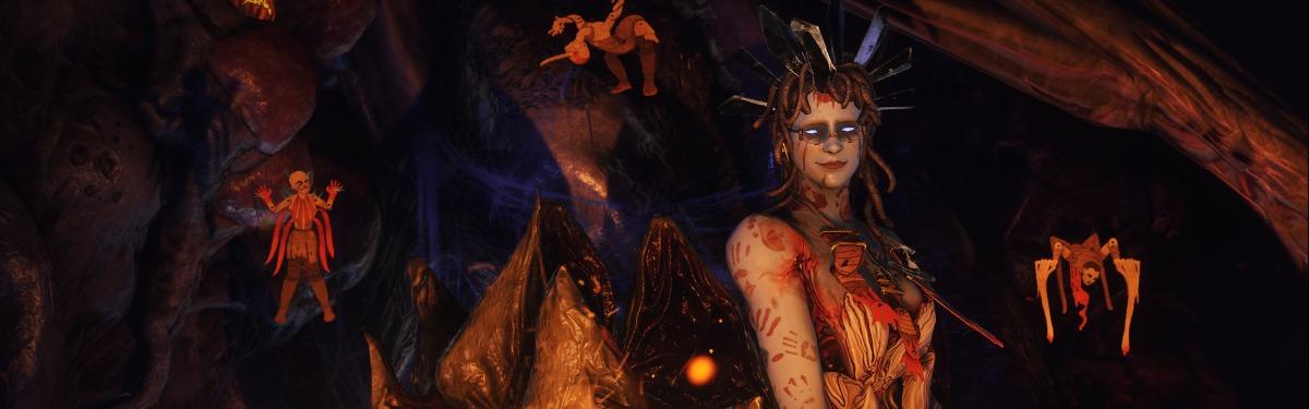 Warframe — Хэллоуинское событие «Ночи Наберуса» уже началось