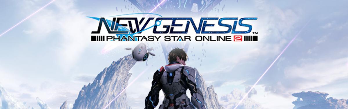 Phantasy Star Online 2: New Genesis - Глобальное ЗБТ MMORPG получило дату старта