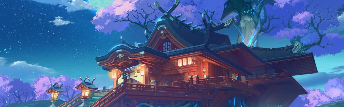 Genshin Impact — Новый босс Синьора и еще 2 острова Инадзумы