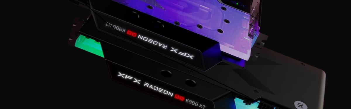 XFX анонсировала AMD Radeon RX 6900 XT с разгоном до 3 ГГц