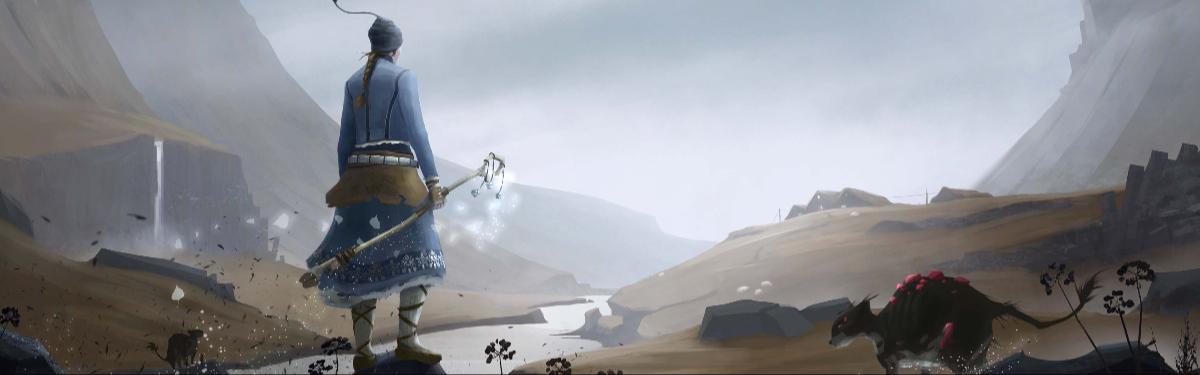 Волшебное и мифическое прошлое Исландии в новой приключенческой игре Island of Winds