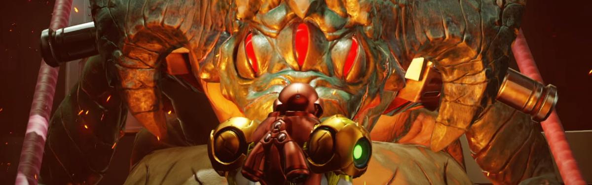 Metroid Dread — Новый геймплейный ролик