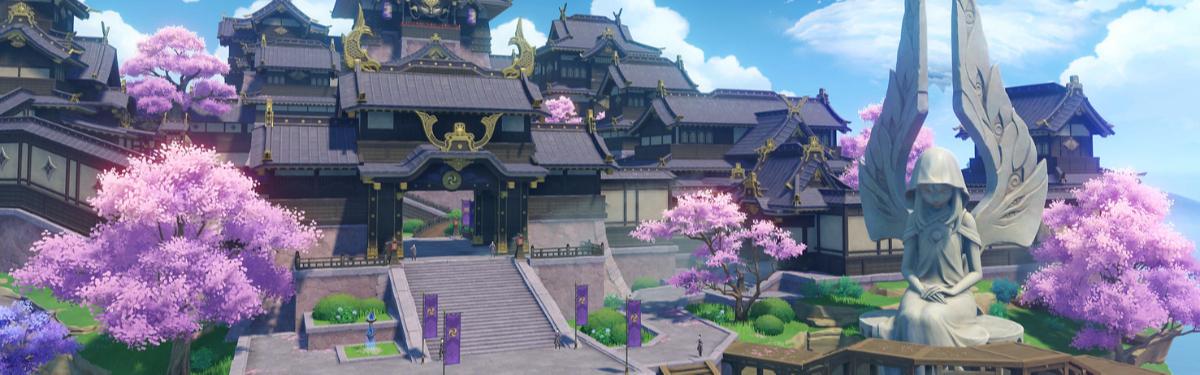 Genshin Impact — Состоялся выход крупного обновления 2.0 «Незыблемый бог, гибель иллюзий»