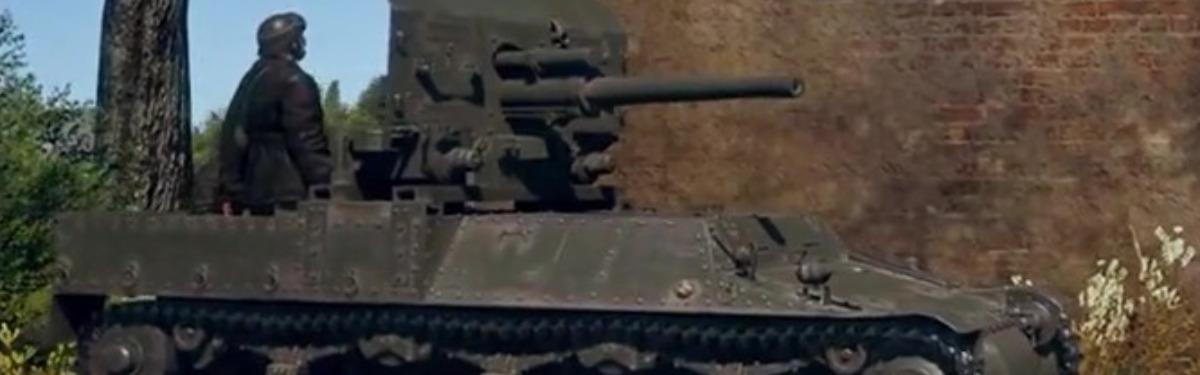 """War Thunder - Французские """"тракторные"""" войска"""