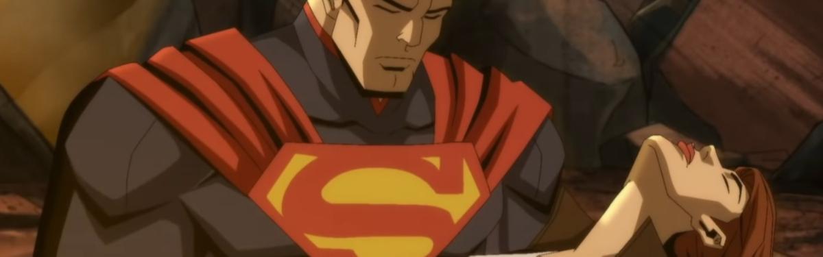 Красный трейлер Injustice: как Супермен порвал Джокера и развязал войну с Бэтменом