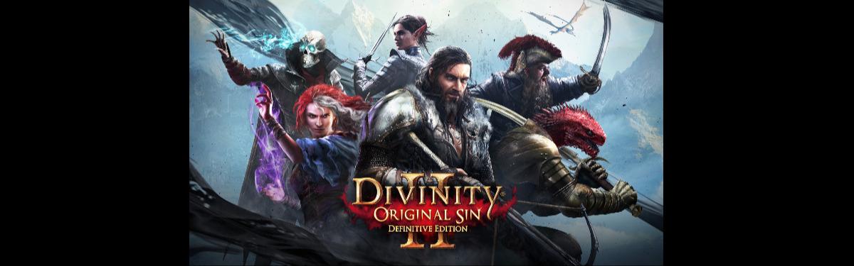 Стрим: Divinity: Original Sin 2 - Продолжение путешествия