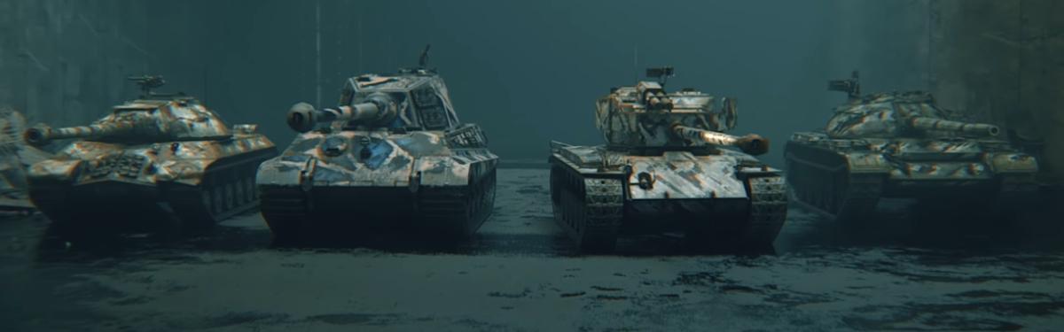 """World of Tanks Blitz - В игре проходят Операция """"Спасение"""" и событие """"Звездный марш"""""""