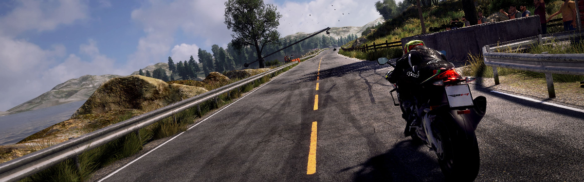 RiMS Racing теперь доступна на Nintendo Switch