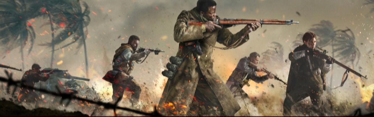 Стали известны размеры Call of Duty: Vanguard на консоли и даты начала предзагрузки шутера