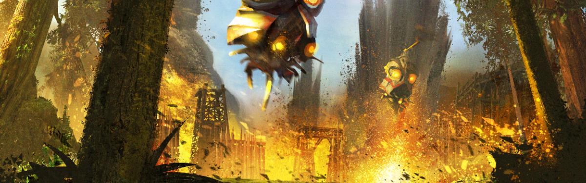 Guild Wars 2 — Сюжетное повествование через ужасы гражданской войны