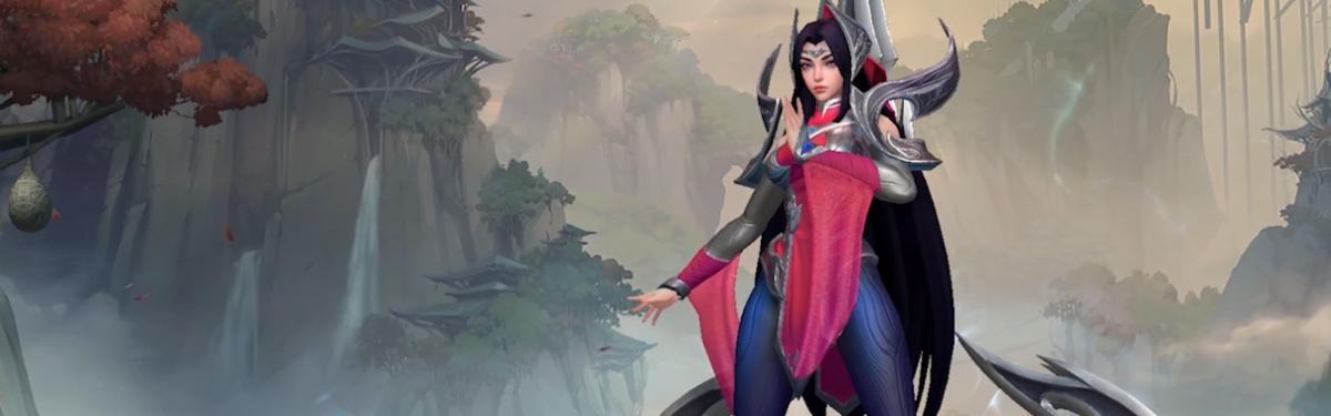 League of Legends: Wild Rift - Обзорный трейлер Ирелии