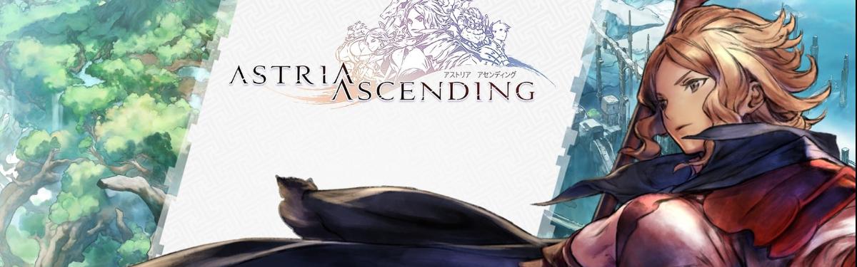 Состоялся релиз нарисованной JRPG Astria Ascending