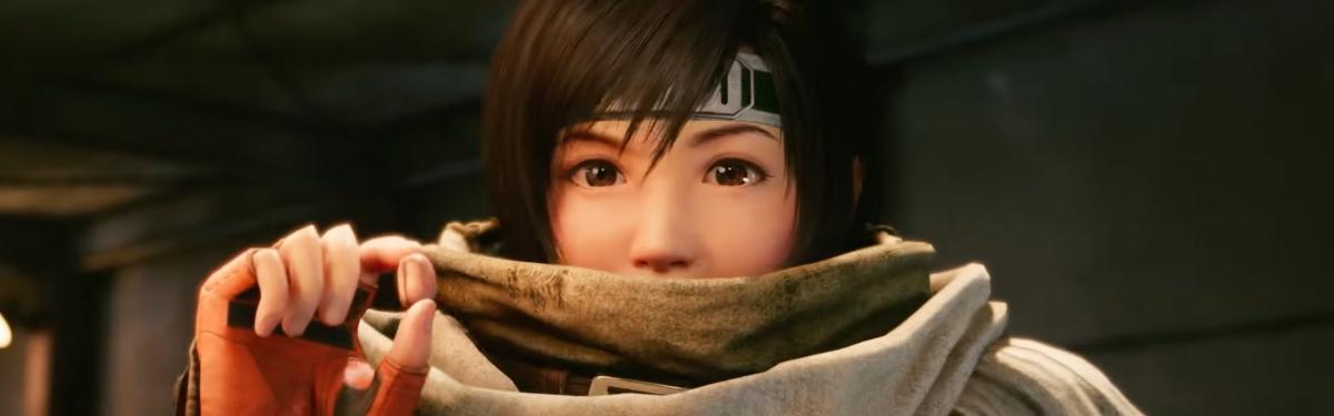 Final Fantasy VII Remake Intergrade будет эксклюзивом PS5 полгода. Финальный трейлер