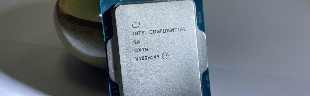 На Amazon засветились цены на процессоры Intel 12 поколения