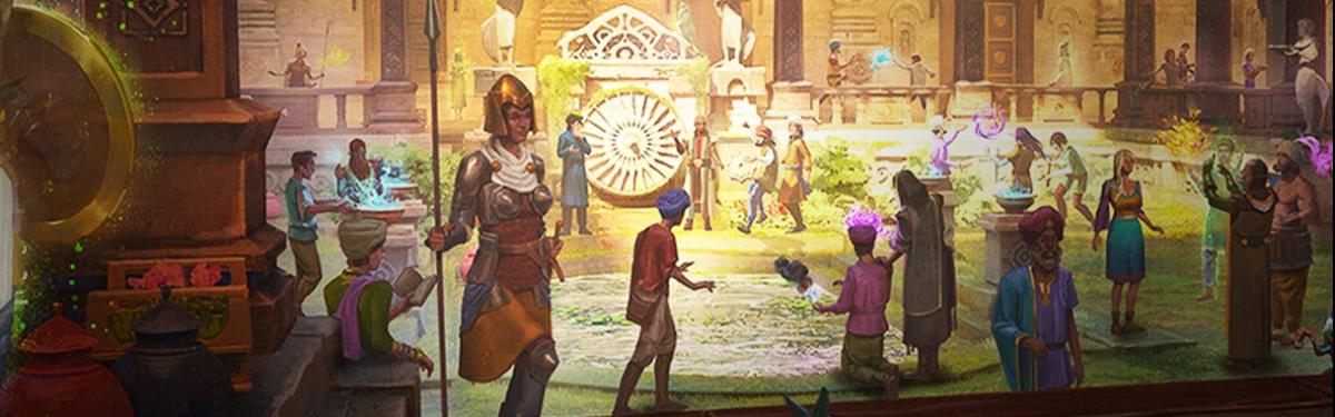 Новости MMORPG: новая ААА MMORPG, подробности Palia, культуры и цивилизации в New World
