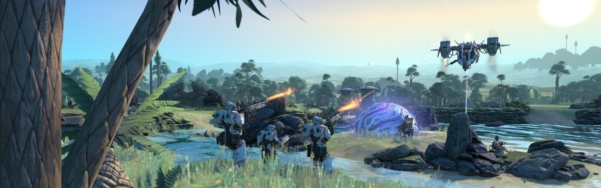 [Стрим] Age of Wonders: Planetfall - Возрождаем космическую империю