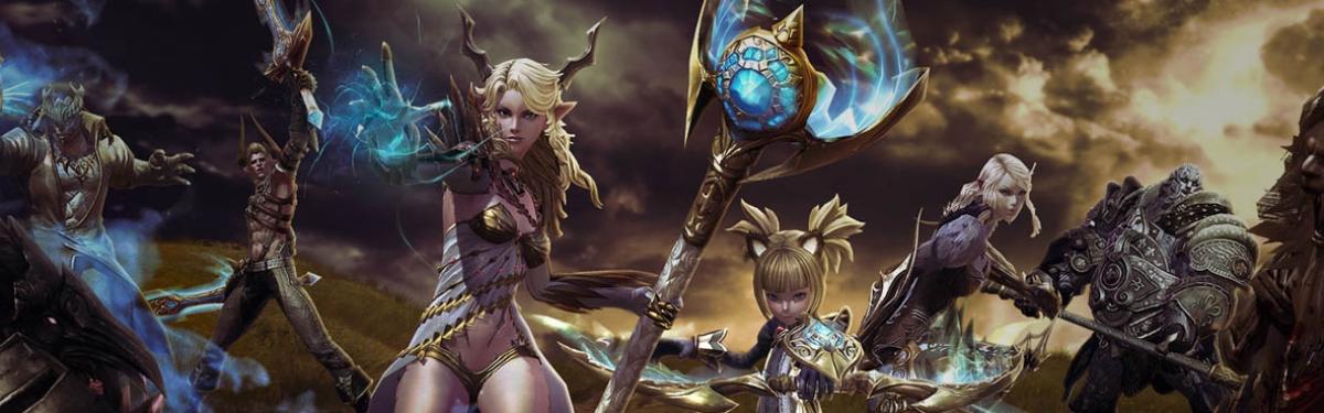 [Видео] MMORPG с лучшей боевой системой