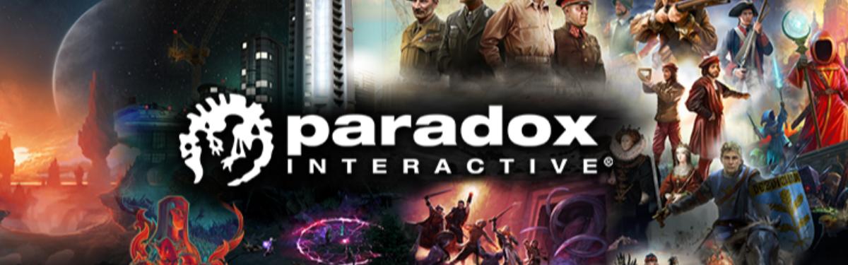 Шведский издатель Paradox отменил несколько неанонсированных игр