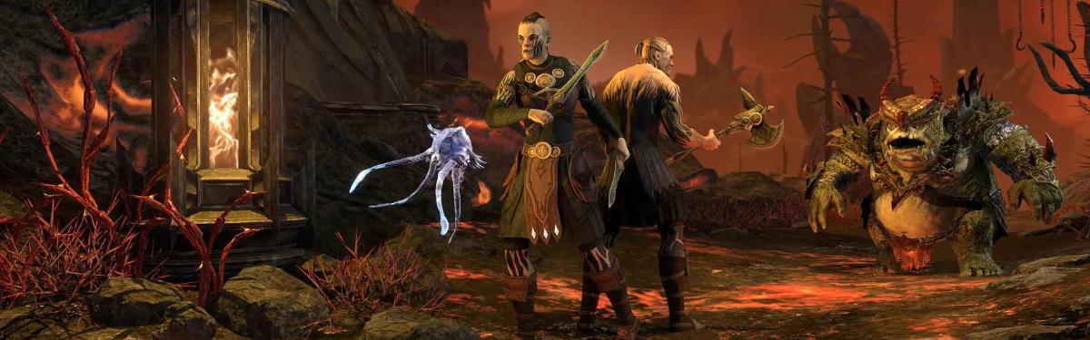 """""""Дары Черного Леса"""" для героев The Elder Scrolls Online"""