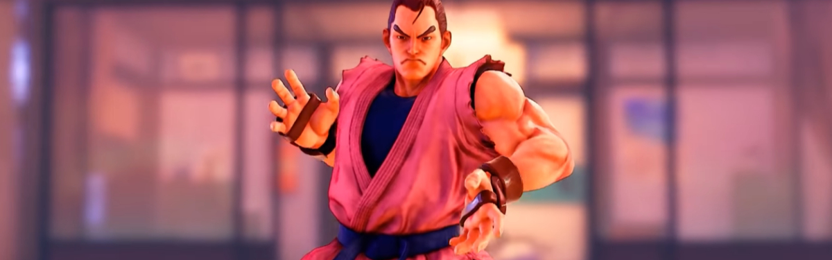 Street Fighter V - Стартовал пятый сезон. Знакомство с Даном