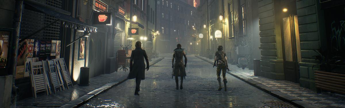 [gamescom 2021] Трейлер раннего доступа Bloodhunt и боевой пропуск