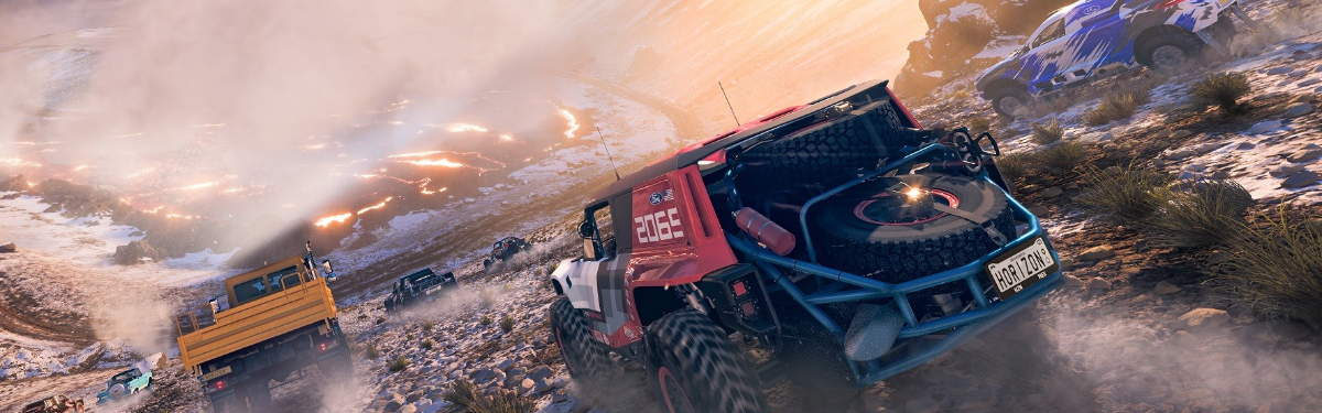 """Сравнение режимов """"производительности"""" и """"качества"""" в Forza Horizon 5"""