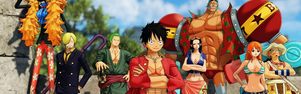 Bandai Namco зарегистрировала товарный знак One Piece Odyssey в Японии
