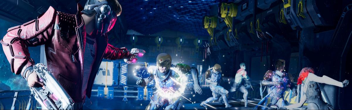 Представлено новое геймплейное видео по Marvel's Guardians of the Galaxy