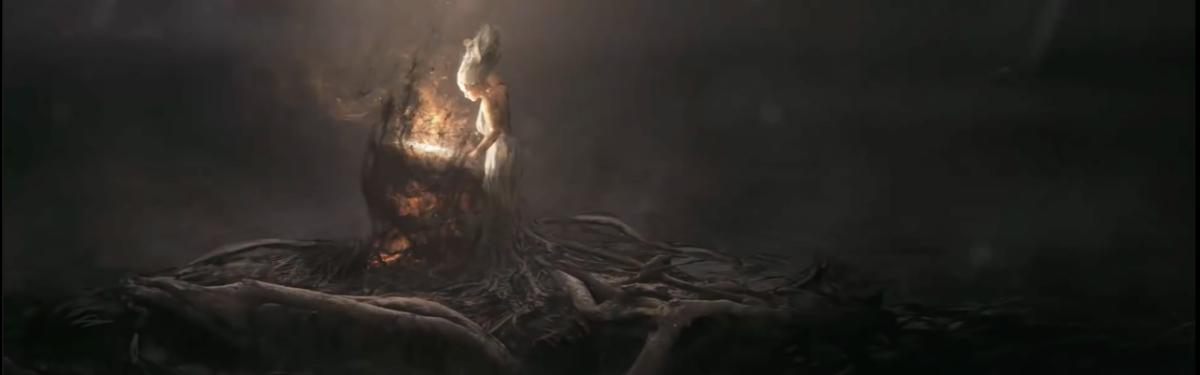 Elden Ring —  Новый невыпущенный арт