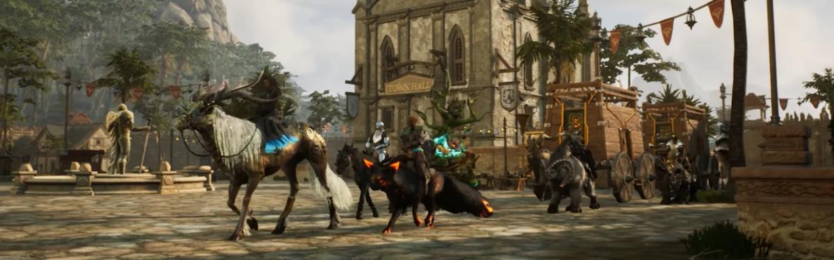 Ashes of Creation - Старт Alpha One и новый трейлер игры