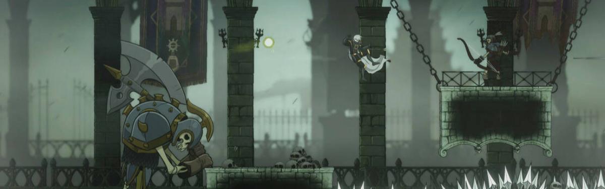 Aeterna Noctis: Двухмерная метроидвания выйдет в декабря для консолей и ПК