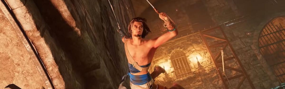 [Утечка] Prince of Persia: The Sands of Time Remake выйдет на Nintendo Switch