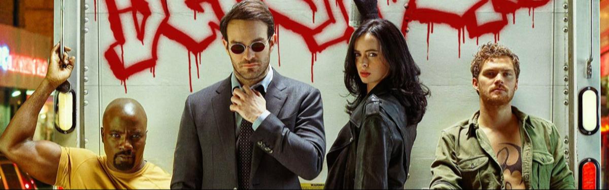 """[Слухи] Marvel Studios рассматривает возможность мягкой перезагрузки сериала """"Сорвиголова"""""""