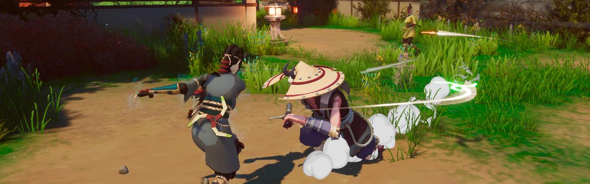 Стрим: Rogue Spirit - Смотрим ролевой экшен в стиле аниме
