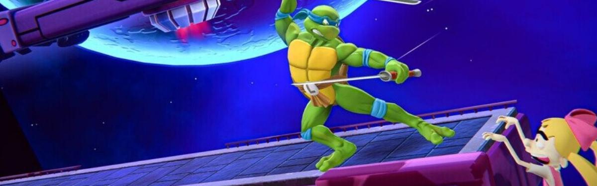 Релизный трейлер Nickelodeon All-Star Brawl