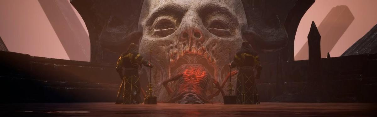 Суровая и мрачная souls-like Mortal Shell выйдет 18 августа
