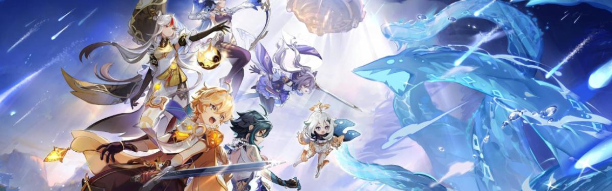 Genshin Impact — Когда стоит ждать выхода обновления 1.6