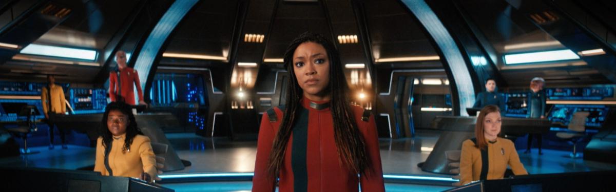 [NYCC 2021] Новый капитан, новая форма и ференги: первый трейлер продолжения «Звездного пути: Дискавери»