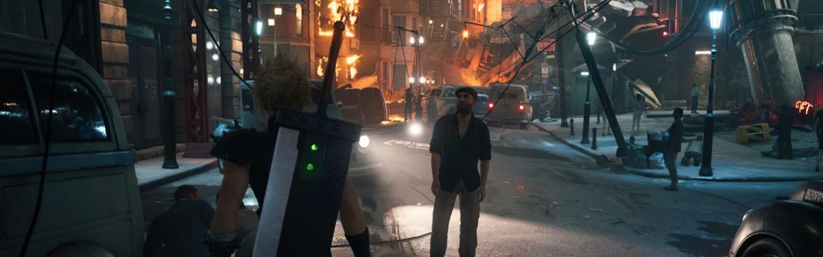 Final Fantasy VII Remake - Разработчики рассказали об оптимизации Intergrade для PS5
