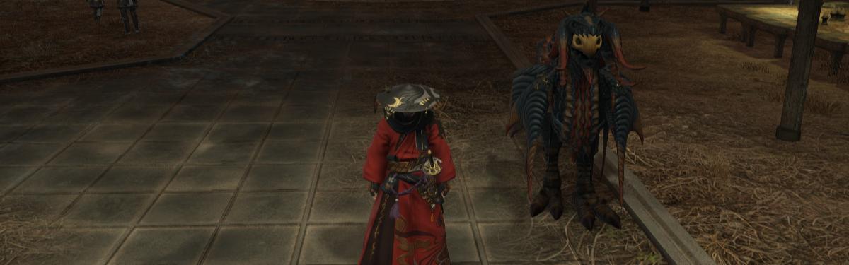 Стрим: Отдыхаем в Final Fantasy XIV Online