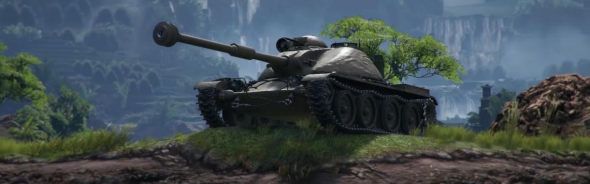 """Обзор танка ASTRON Rex 105 mm и советы разработчиков по """"Возвращению Ваффентрагера"""" в World of Tanks"""