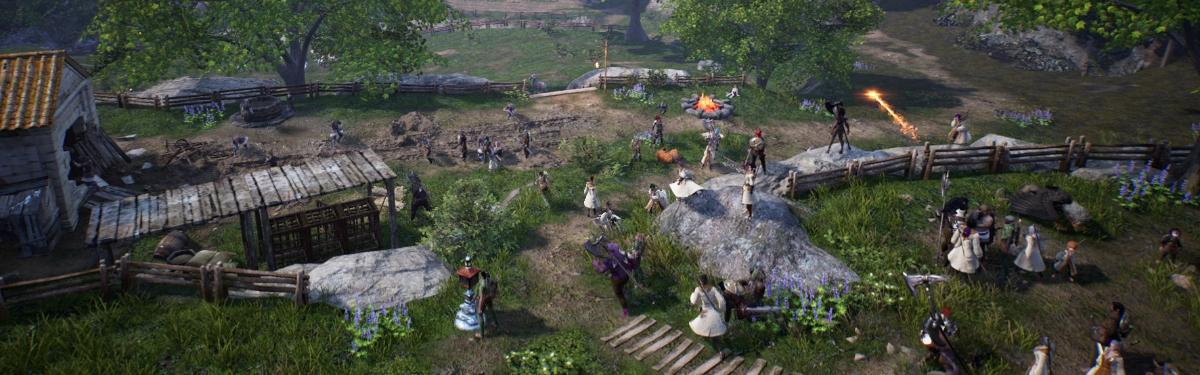Bless Unleashed - Старт финального тестирования и предрегистрации к запуску ПК-версии игры