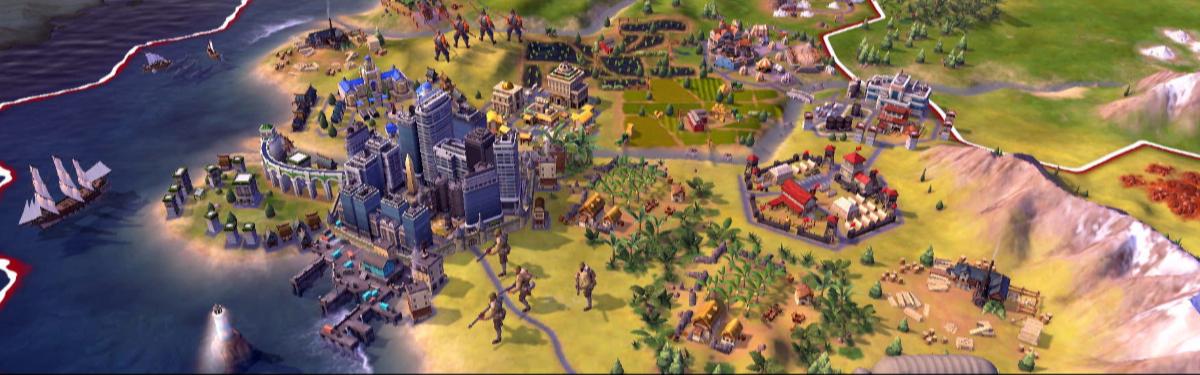 Sid Meier's Civilization VI - Информация о финальном бесплатном обновлении появится 12 апреля