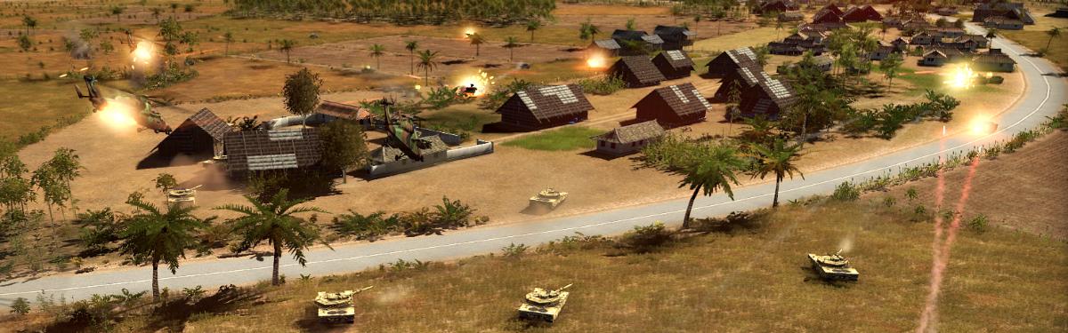 [Халява] Wargame: Red Dragon - В магазине Epic Games Store очередная раздача