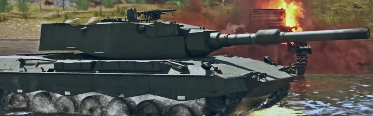 """""""Могавк"""" и """"Леопард"""" из """"Экспортного заказа"""" для War Thunder"""