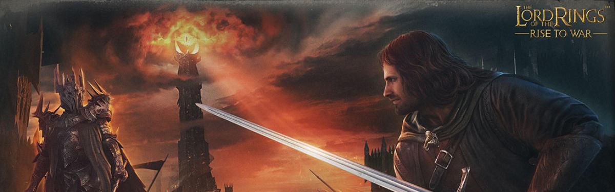 Война Кольца для смартфонов: трейлер The Lord of the Rings: Rise to War