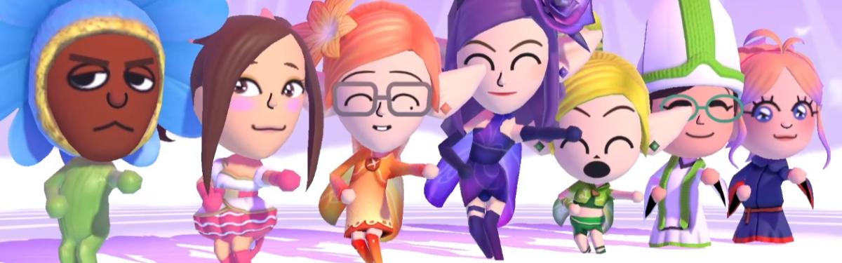 Miitopia - Уморительное приключение вышло на Nintendo Switch