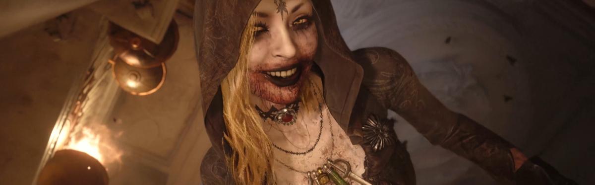 [E3 2021] Resident Evil Village - DLC официально подтверждено. Resident Evil Re:Verse выйдет в июле