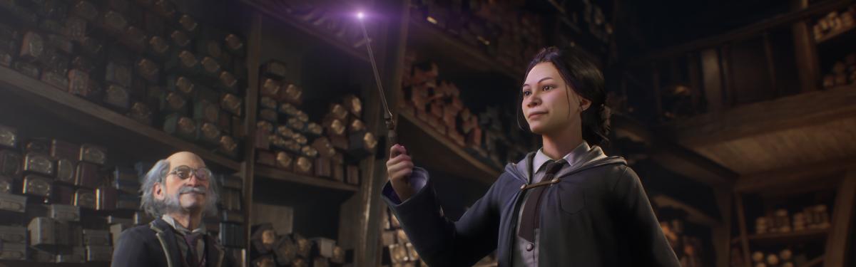 [Шрайер] В редакторе Hogwarts Legacy можно будет создать трансгендера