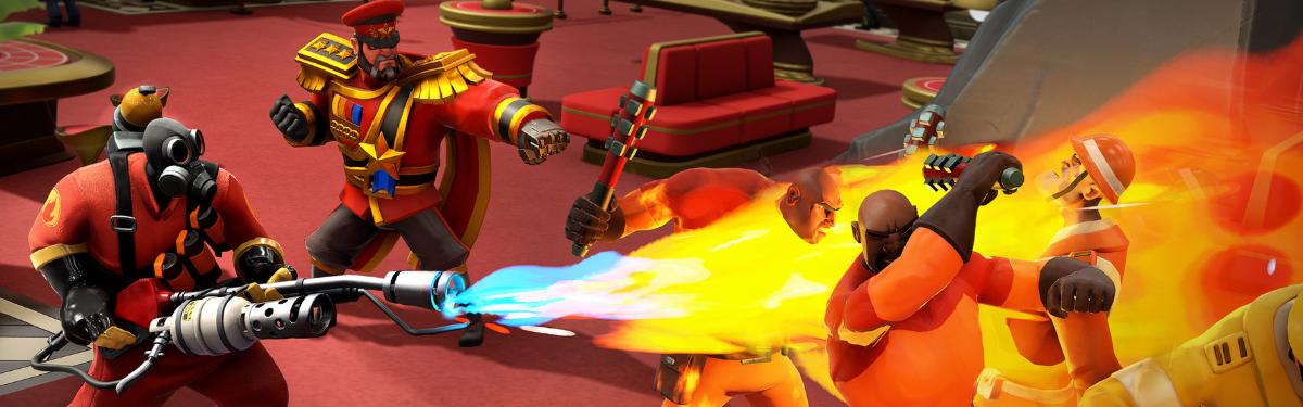Evil Genius 2: World Domination - Pyro и валькирия стали новыми приспешниками